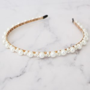 Pearly Alice Band