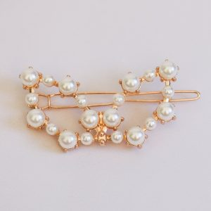 Wings Shaped Open End Hair Clip